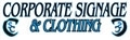 Corporate Signage and Clothing